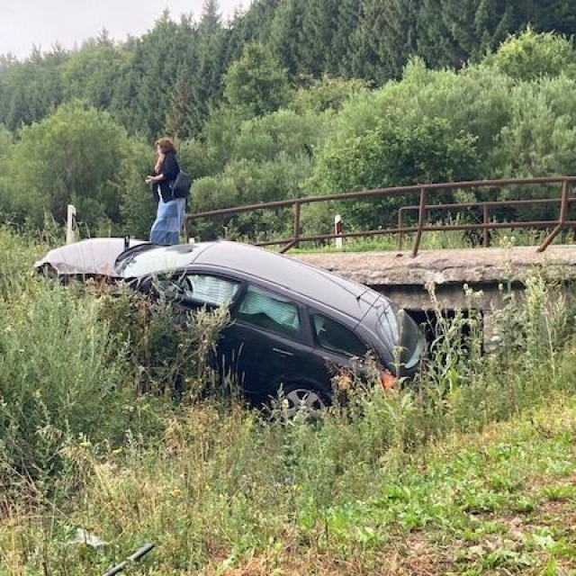 Nesreća kod Plitvičkih jezera