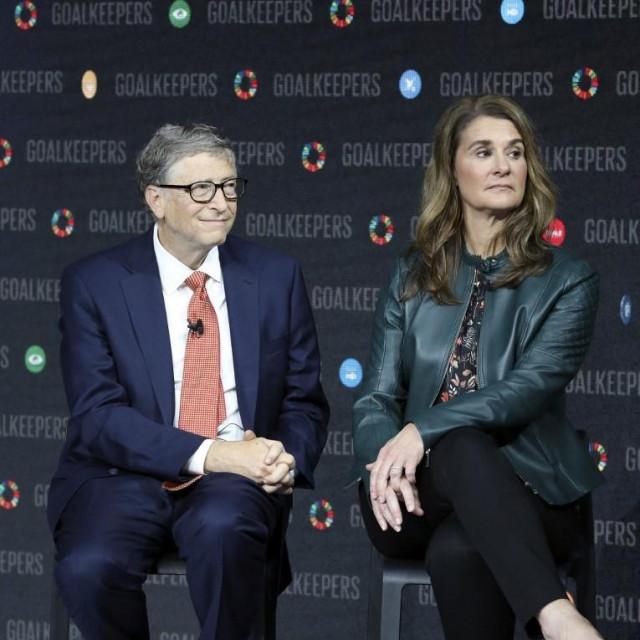 Bill Gates i Melinda French Gates