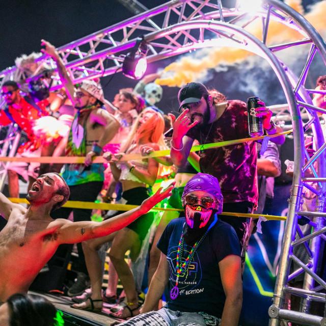 Vegas Electric Parade