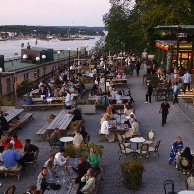 Ljeto u Stockholmu