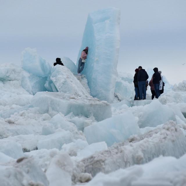 Poluotok Tajmir na sjevernoj obali Sibira