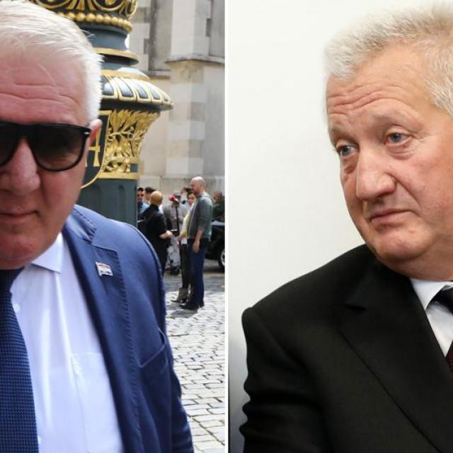 Josip Đakić i Pavao Miljavac
