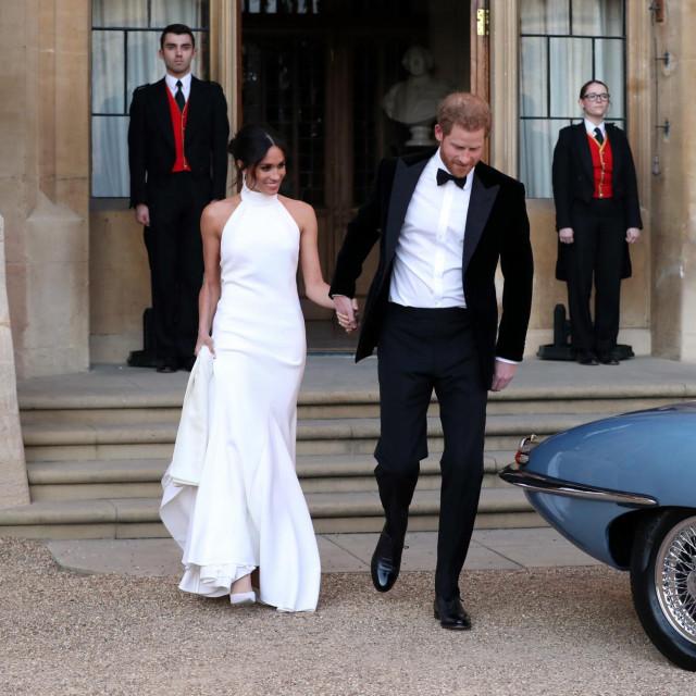 Drugu vjenčanicu potpisuje Stella McCartney.