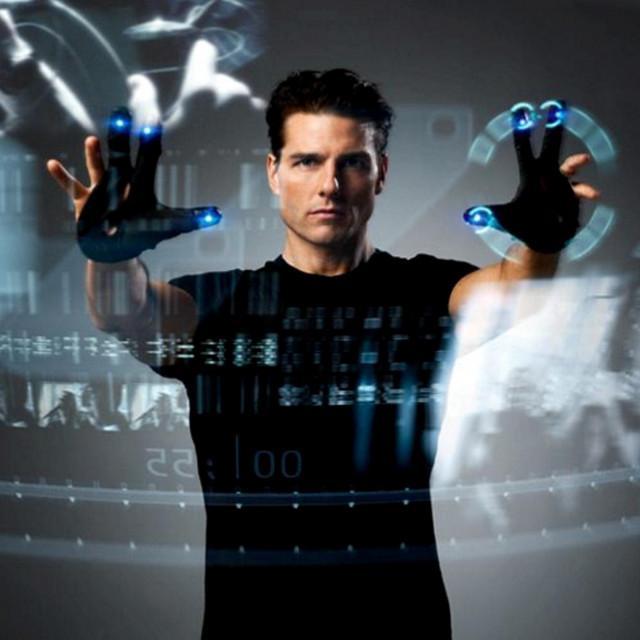 Tom Cruise u filmu Minority Report