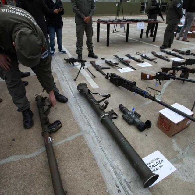 Zapljena oružja