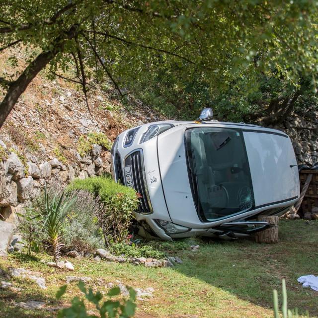 Prometna nesreća u Rijeci
