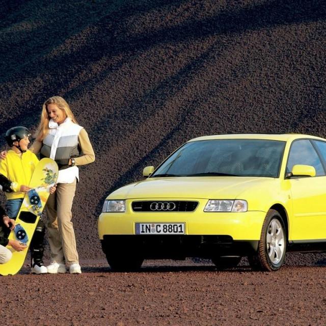 Audi A3 1996- 2003.