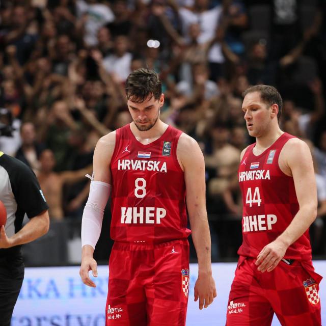 Mario Hezonja i Bojan Bogdanović ispali su od Nijemaca