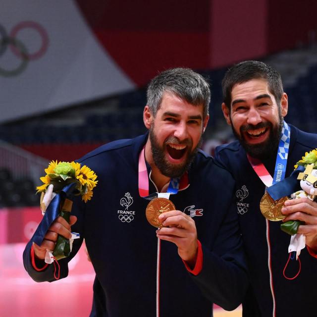Prva bratsko olimpijsko zlato - Luka i Nikola Karabatić