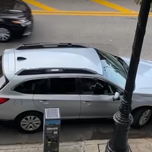 Vješt izlazak iz parkirnog mjesta