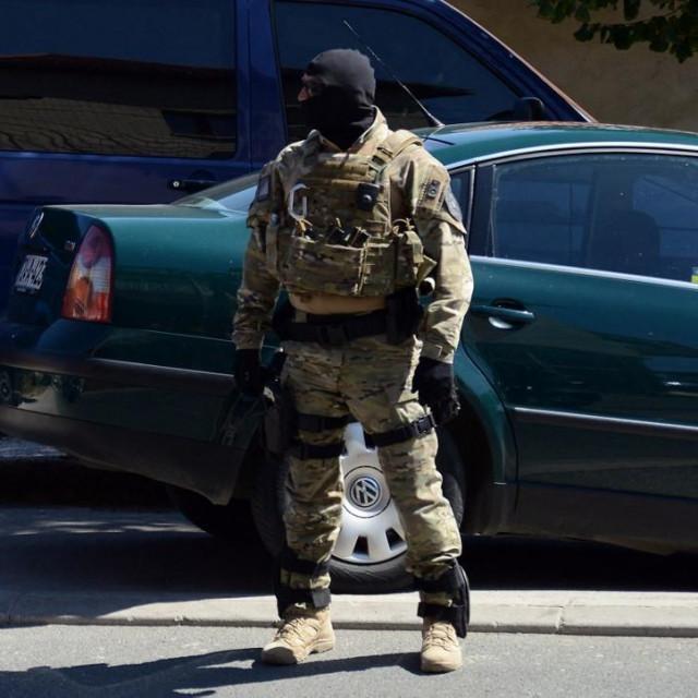 BiH policija (ilustracija, arhiva)