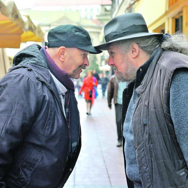 Igor Kordej i Darko Macan