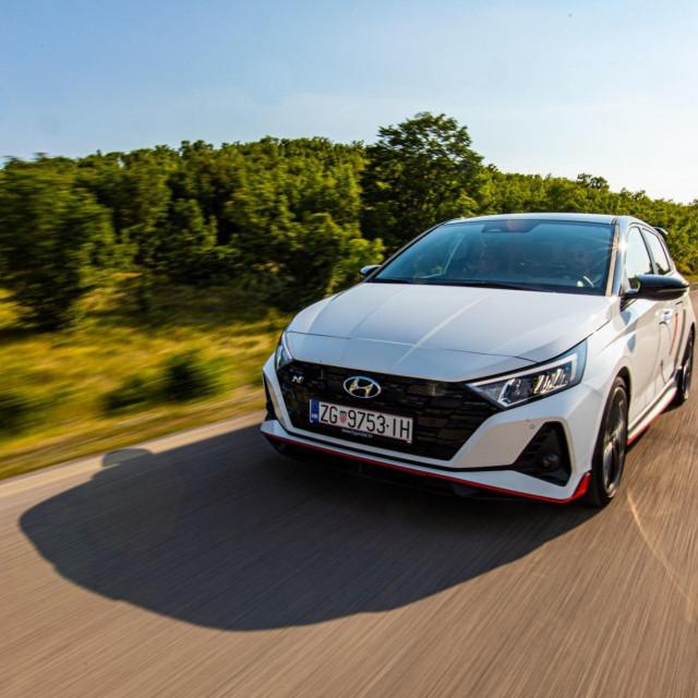Hyundai i20 N Performance