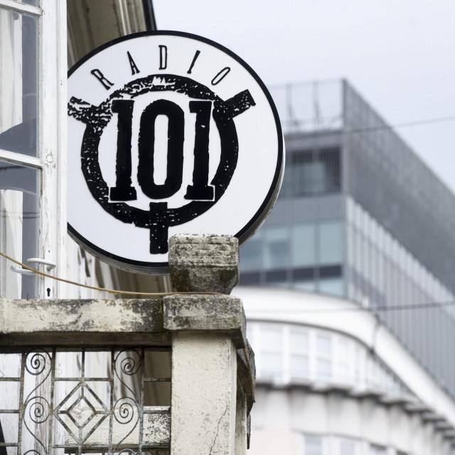 logo Radija 101