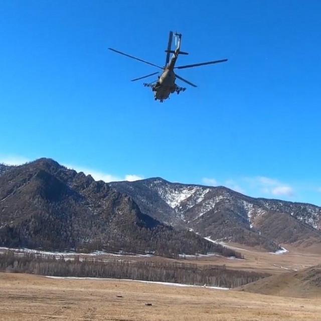 Ilustracija Mi-8