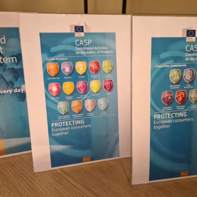 Koordinirane aktivnosti za sigurnost proizvoda EK