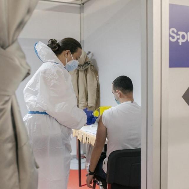 Srbija, cijepljenje protiv koronavirusa, Ilustracija