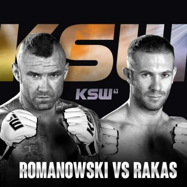 Tomasz Romanowski vs Aleksandar Rakas