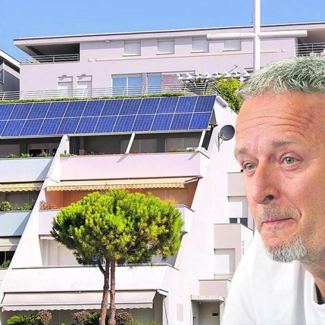 Marko Perković Thomspon i zgrada na adresi Šetaliste Ivana Pavla ll, čiji su prostori predmet spora