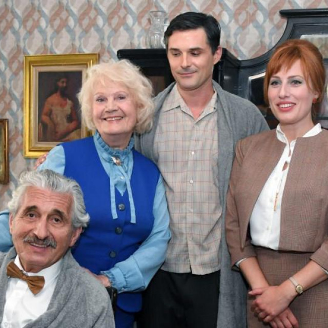 Otokar Levaj, Mirjana Bohanec Vidović, Živko Anočić, Csilla Barath Bastajić