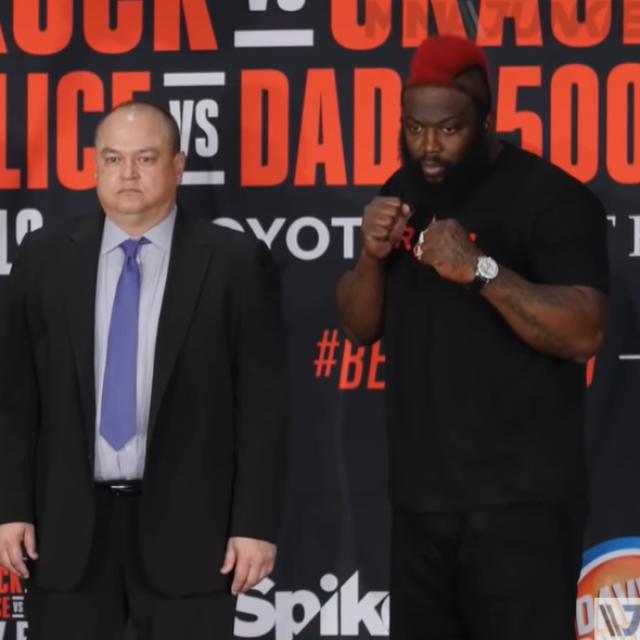 Kimbo Slice vs. Dada 5000