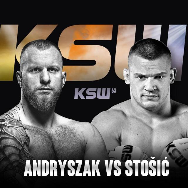 Michal Andryszak vs Darko Stošić