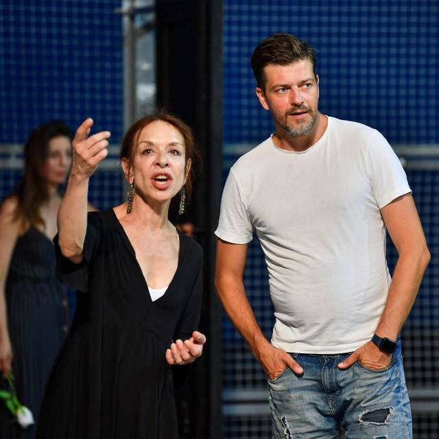 Doris Šarić Kukuljica i Amar Bukvić