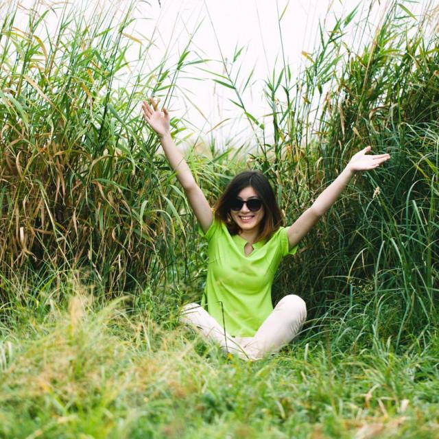 Možda zato što je toliko povezana s prirodom zelena se često opisuje kao osvježavajuća i mirna boja.
