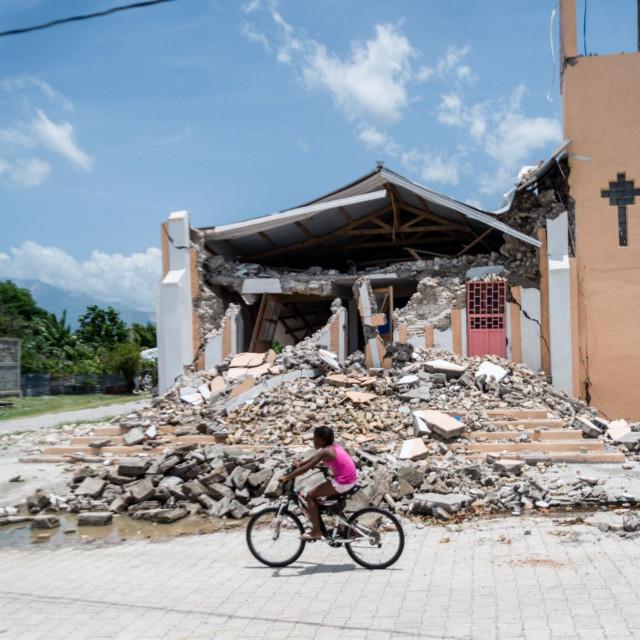 Crkva sv. Ane, Chardonnieres, Haiti