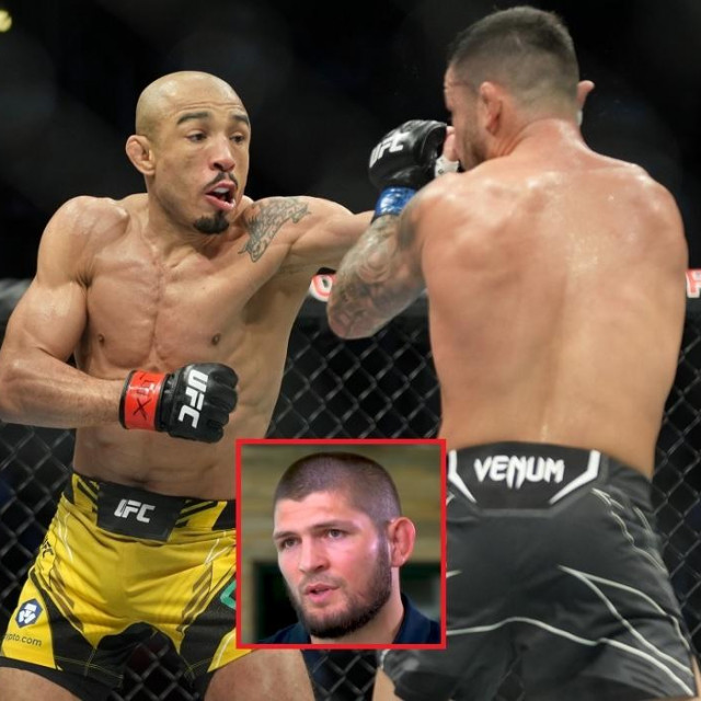 Aldo vs. Munhoz