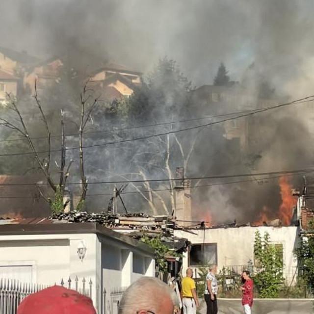 Veliki Požar u Sarajevu