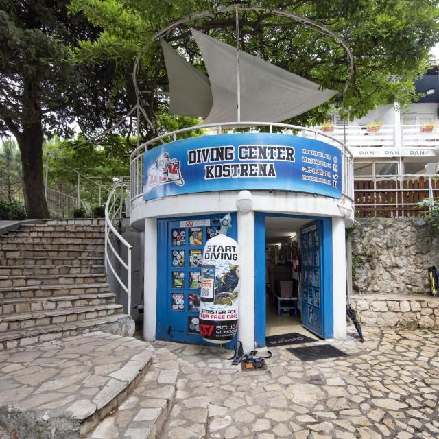 Diving centar Kostrena<br />