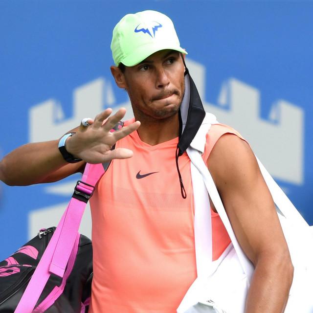 Nadal neće na US Open, već u potragu za 'lijekom' uz koji će opet igrati punom snagom