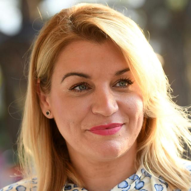Ministrica turizma Nikolina Brnjac