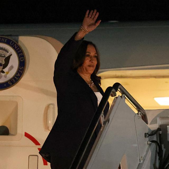 Američka potpredsjednica Kamala Harris