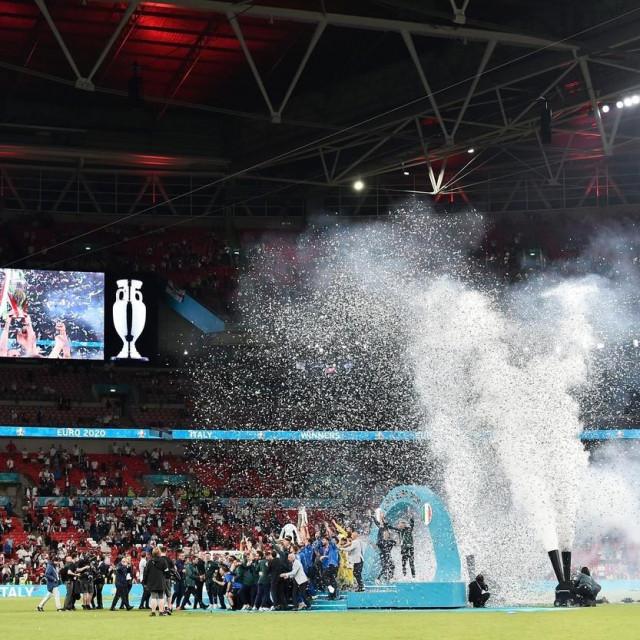 Finale EP 2021. na Wembleyu