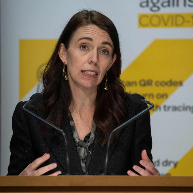 Novozelandska premijerka Jacinda Ardern