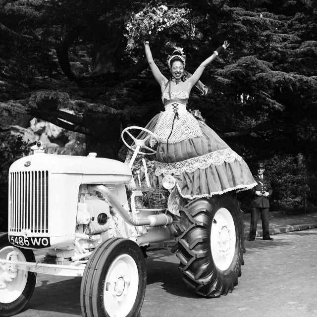 Josephine Baker / arhivska fotografija