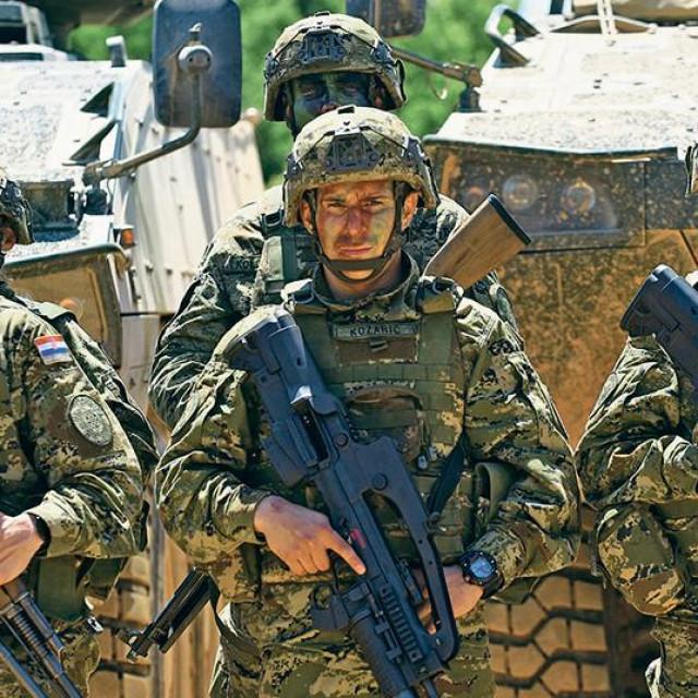 Godišnje izvješće o obrani Vlada je prihvatila na sjednici u četvrtak