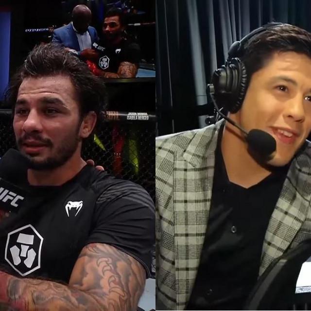 Alexandre Pantoja i Brandon Moreno
