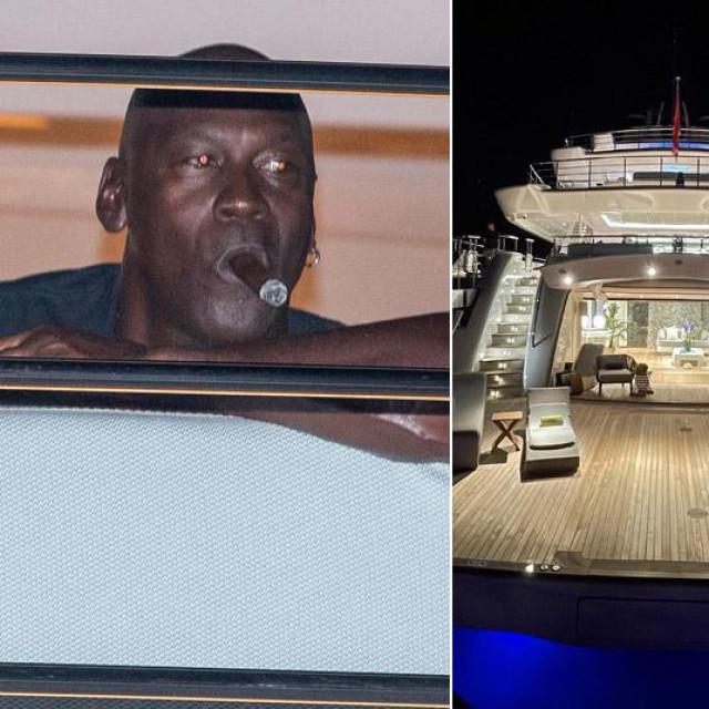 Michael Jordan se odmara u Splitu
