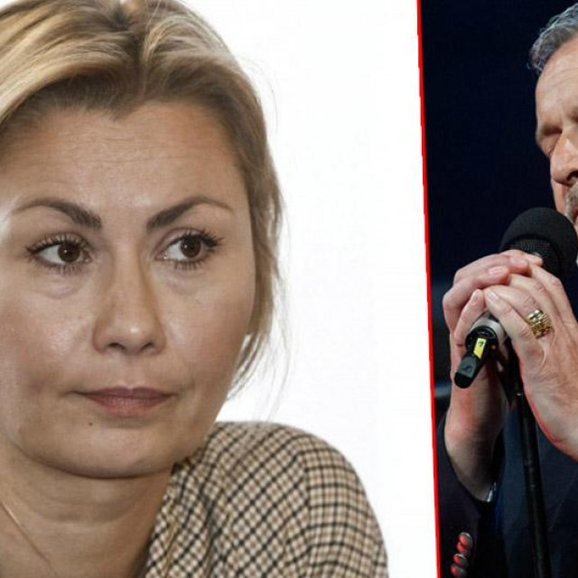 Danka Derifaj i Marko Perković Thompson