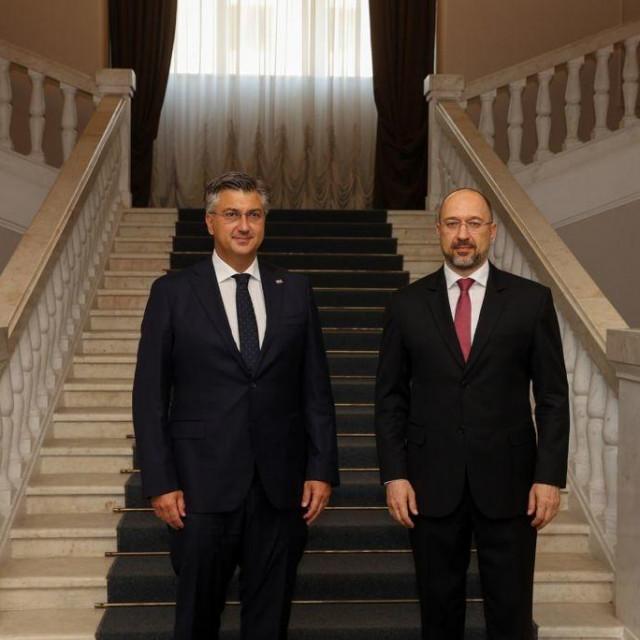 Plenković i Šmihalj