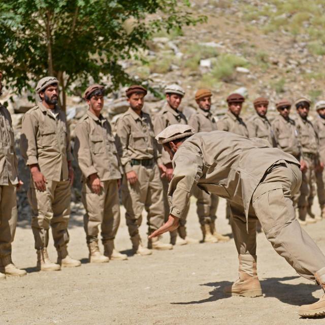Paravojne snage pripremaju se na dugoročan sukob s talibanima