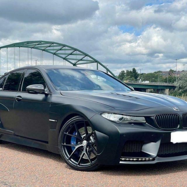 2013 BMW M5 Hamann
