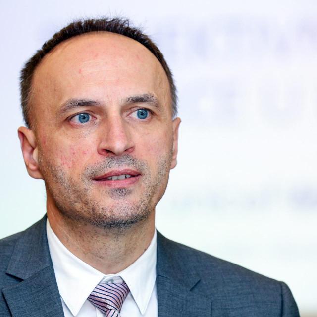 Državni tajnik Tomislav Paljak