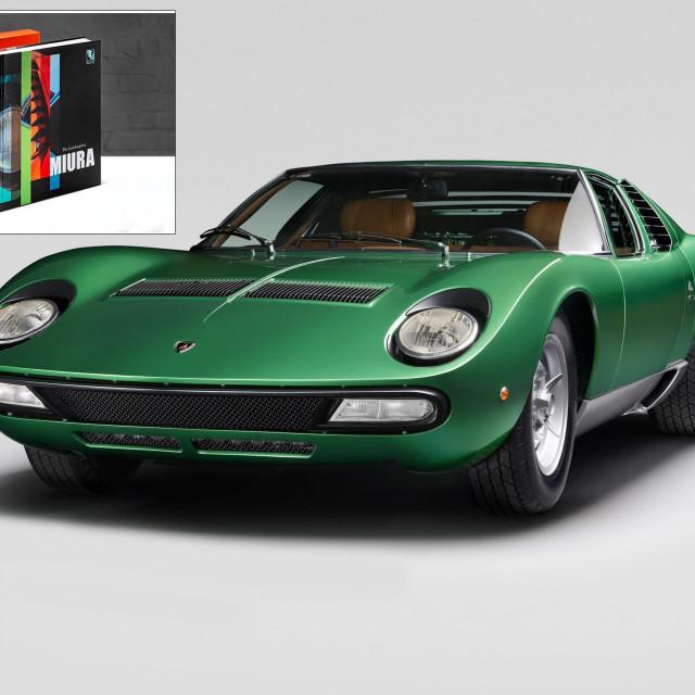 Knjiga 'Lamborghini Miura'