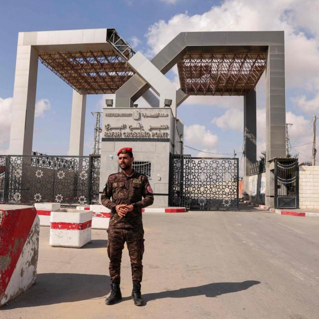 Palestinske snage u pojasu Gaze, ilustracija