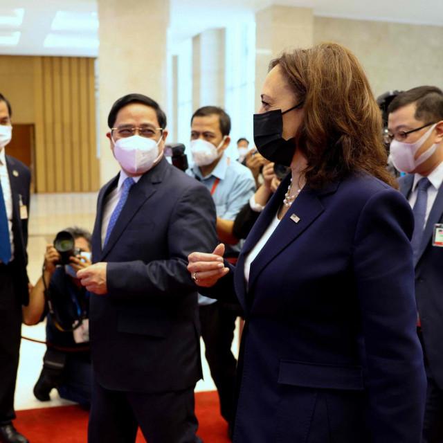 Potpredsjednica SAD-a u Vijetnamu