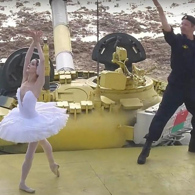 <strong>Lina Seveliova</strong> i <strong>Nariman Bekzhanov</strong>